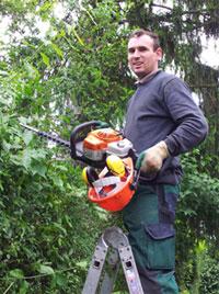 Sefedin Oppermann – Gartenpflege und Gartengestaltung
